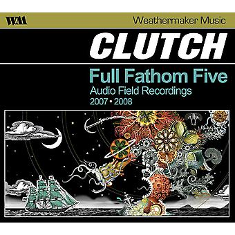 Clutch - Full Fathom Five [CD] USA import