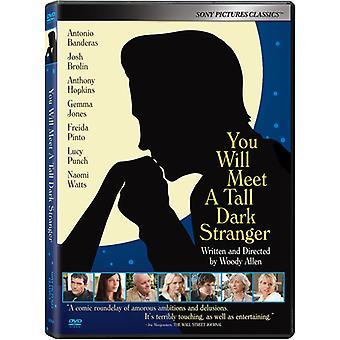 You Will Meet a Tall Dark Stranger [DVD] USA import