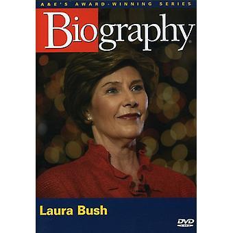 Laura Bush [DVD] EUA importar