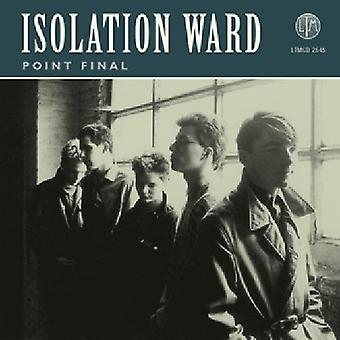 Isolation Ward - Point Final [CD] USA import