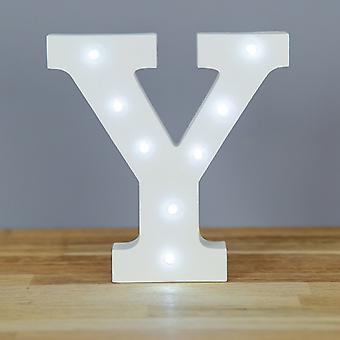 Lettre de LED - lumières Yesbox lettre Y