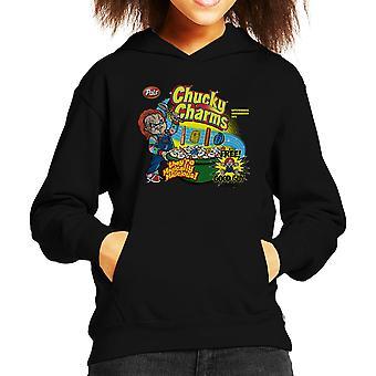 Chucky Charms Childsplay Serial Kind das Sweatshirt mit Kapuze