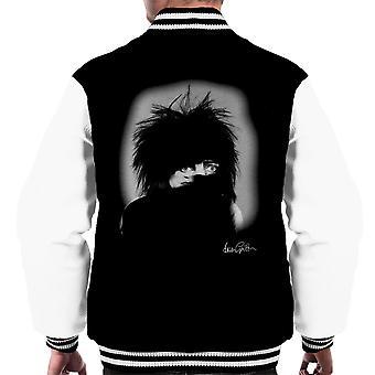 Siouxsie And The Banshees deslumbran el álbum cubierta Varsity chaqueta de