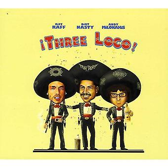 Three Loco - Three Loco EP [CD] USA import