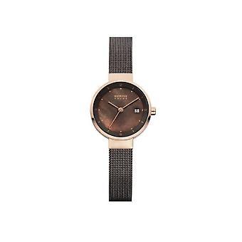 Берингов Damenuhr тонкий солнечные часы 14426-265