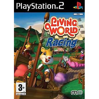 Living World Racing (PS2)-in de fabriek verzegeld