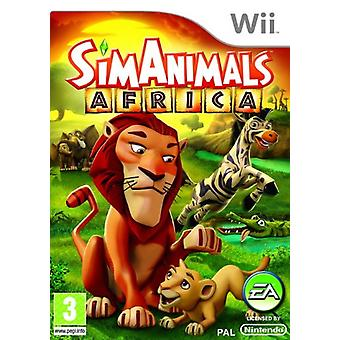 SimAnimals Africa (Wii)-nieuw