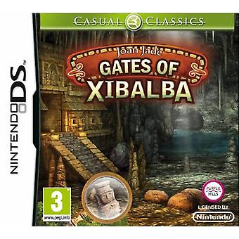 Joan Jade and the Gates of Xibalba (Nintendo DS) - Novo