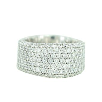 Anello donna collezione ESPRIT d'argento zirconi Aphrodite ELRG91614A