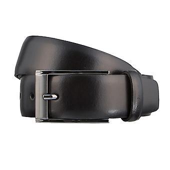 SAKLANI ・ フリーゼ ベルト メンズ ベルト革ベルト黒 3182