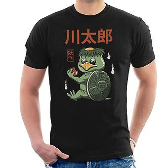 Yokai Monsters Turtle Kappa Men's T-Shirt