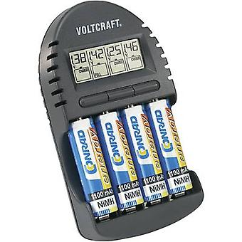 VOLTCRAFT BC-300 NiMH AAA , AA Charger for cylindrical cells