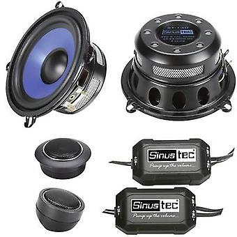 Sinustec ST-130 2 way flush mount speaker set 250 W Content: 1 Set