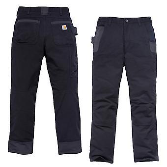 Carhartt mens pants steel double front