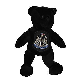 Newcastle United FC Official Mini Plush Football Crest Teddy Bear