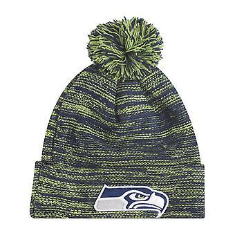 New era kids winter Hat Beanie - MARL Seattle Seahawks