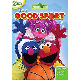 Sesame Street - Sesame Street: Be a Good Sport [DVD] USA import