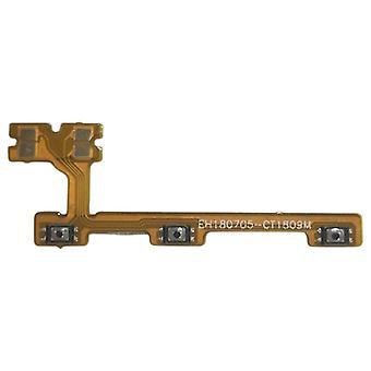 Voor Huawei Nova 3 power Flex knop kabel reparatie delen vervanging schakelen nieuwe top