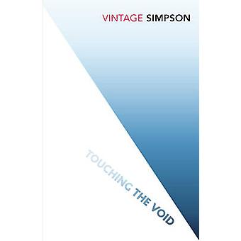 Touching the Void by Joe Simpson - 9780099511748 Book