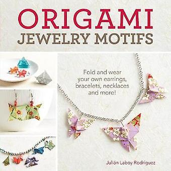 Origami Biżuteria motywy - wchodzisz i nosić własne kolczyki - bransoletki-