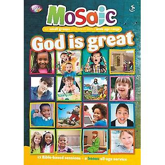 God is Great by Maggie Barfield - 9781785062193 Book