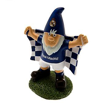 Real Madrid FC Official Garden Gnome