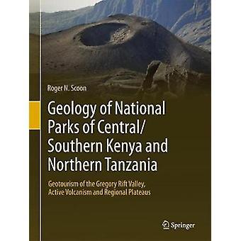Geologi av nationalparker i centrala/södra Kenya och norra Tanz