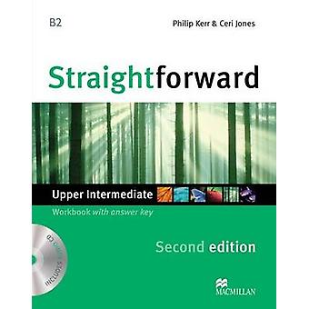 Okomplicerad övre mellannivå - arbetsbok med tangenten + CD av P