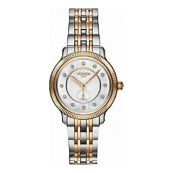 Roamer mens watch of classic line ladies Medea 32 mm 624855 49 29 60