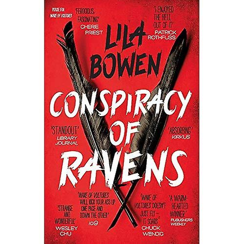 Conspiracy of Ravens: The Shadow: Book Two