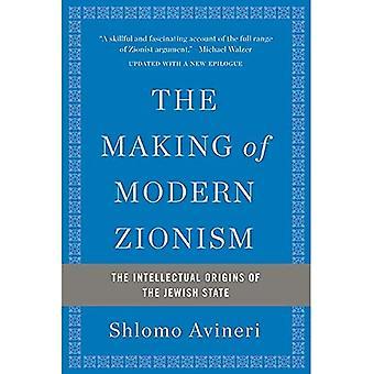 The Making of Modern zionisme
