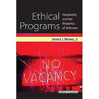 Ethische Programme: Gastfreundschaft und die Rhetorik der Software (Digital Humanities)