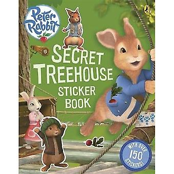 Peter Rabbit Animation: Geheime Baumhaus Sticker Activity Book