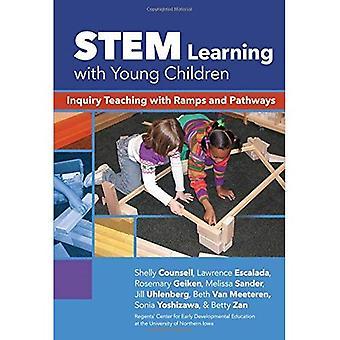 TIGE d'apprentissage avec de jeunes enfants: enquête enseignement avec des rampes et des voies (série éducative de la petite enfance)
