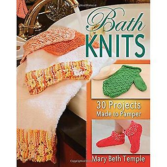 Bath Knits: 35 Great Projects for the Bathroom