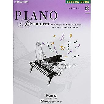 Piano Adventures, Level 3B, Lesson Book