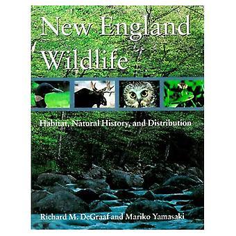 New England Wild: Habitat, Natuurhistorie en distributie