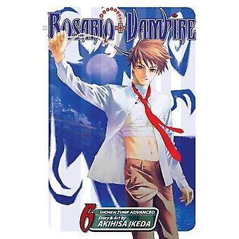 Rosario ja vampyyri: v. 6 (Rosario + vampire)