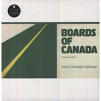 Boards of Canada - Trans Canada Highway [Vinyl] USA import