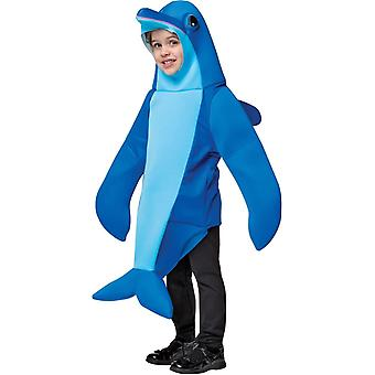 Dolphin Toddlers Costume