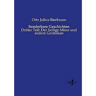 Sonderbare Geschichten av Bierbaum & Otto Julius