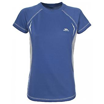 Intrusion Womens/dames Emmie Active manches courtes Baselayer Top