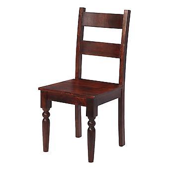 Havana Dark Mango Chair - A Pair
