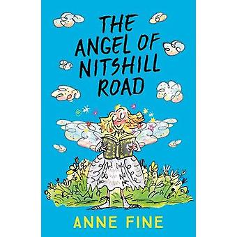 The Angel of Nitshill Road by Anne Fine - 9781405288989 Book