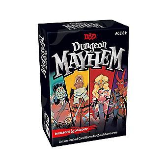 Dungeon Mayhem juego de cartas mazmorras & Dragons DDN