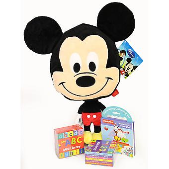 On The Go Mickey Mouse Rucksack Bundle