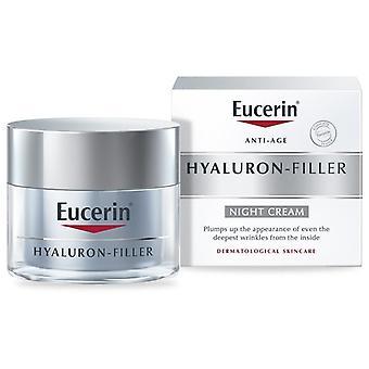 Eucerin Hyaluron-filler nattkräm 50ml
