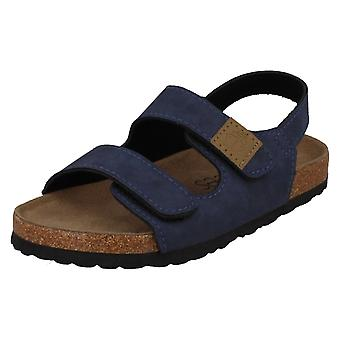 Boys JCDees Slingback Sandals N0057