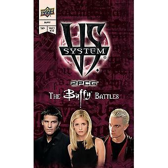 Vs System The Buffy Battles Vol1 Jeu de Cartes