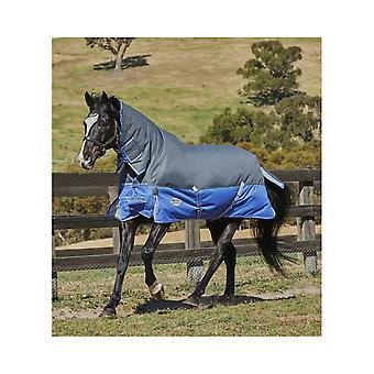 Weatherbeeta Comfitec Premier Thinsulate Combo Hals schwer - grau/blau